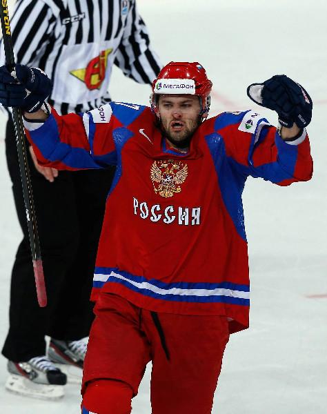 Турнирная таблица сборная россии