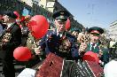 ветераны и участники великой отечественной войны                 (Фото: П. Долганов)